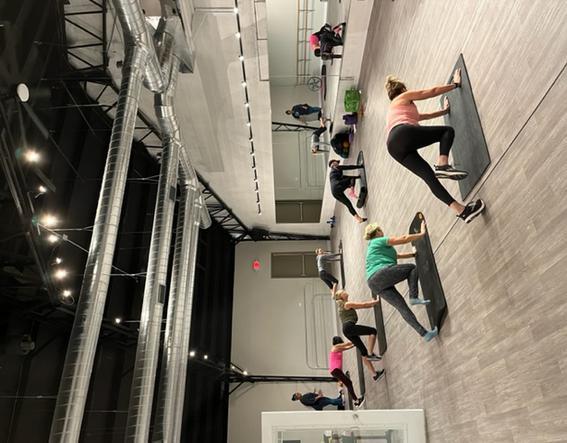 Rhythm Fitness Studio / Grand Rapids, MI 49548